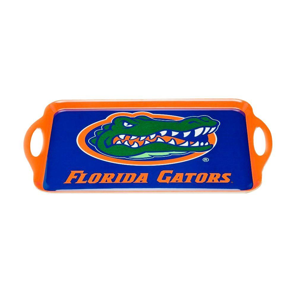BSI Products NCAA Florida Gators Melamine Serving Tray