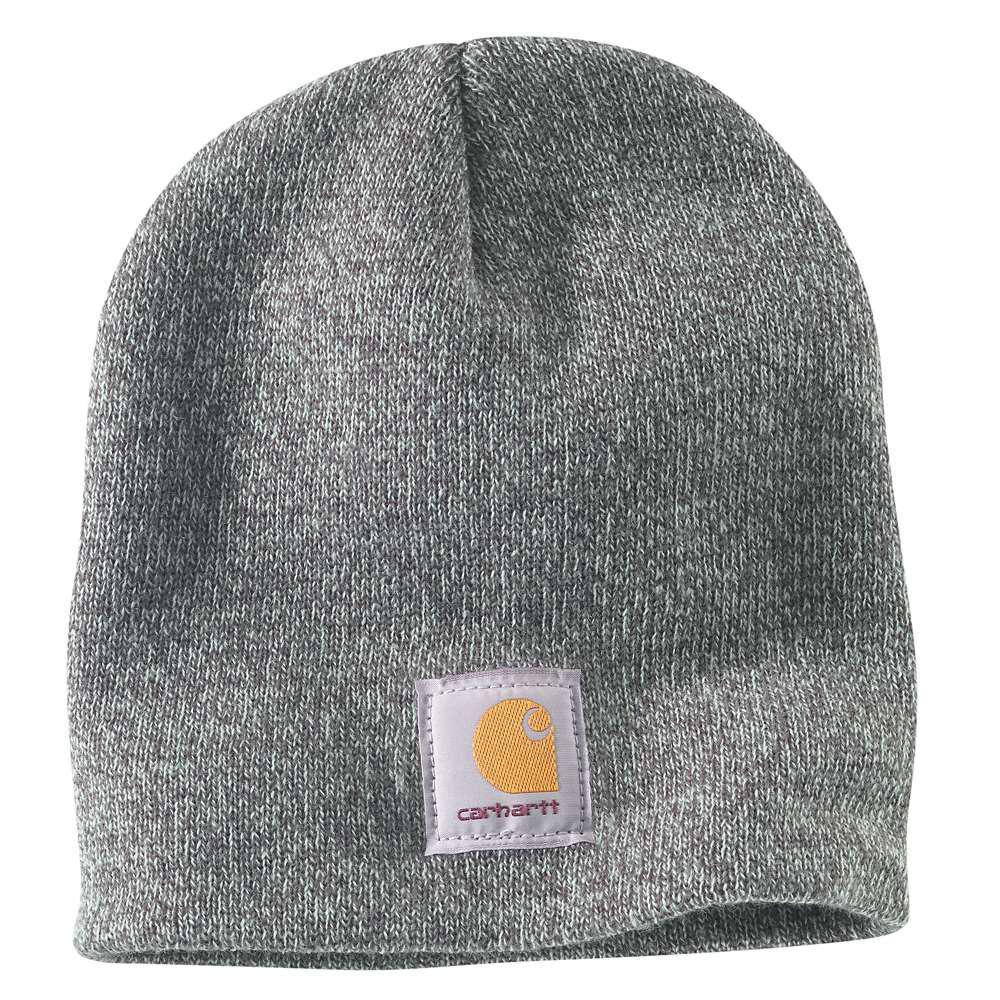 Men's OFA Heather Grey/Coal Heather Acrylic Hat Headwear