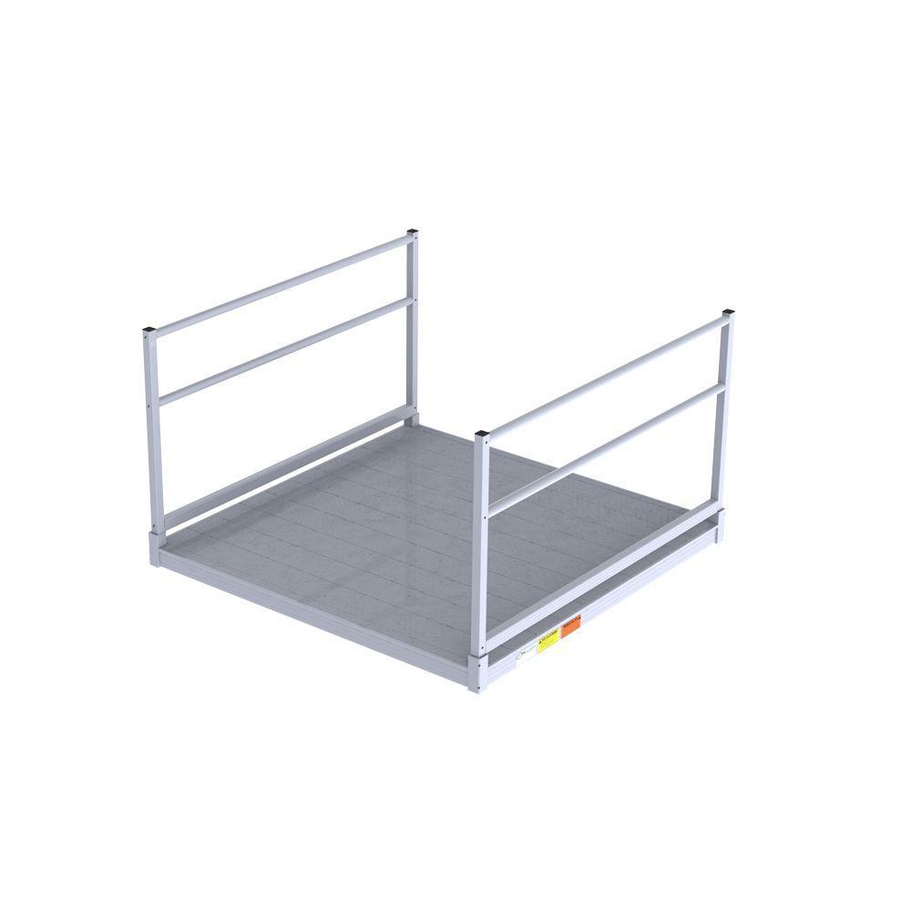 EZ-ACCESS 5 ft. x 5. ft Universal Platform
