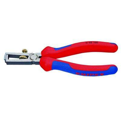 6-1/4 in. End-Type Wire Stripper with Comfort Grip