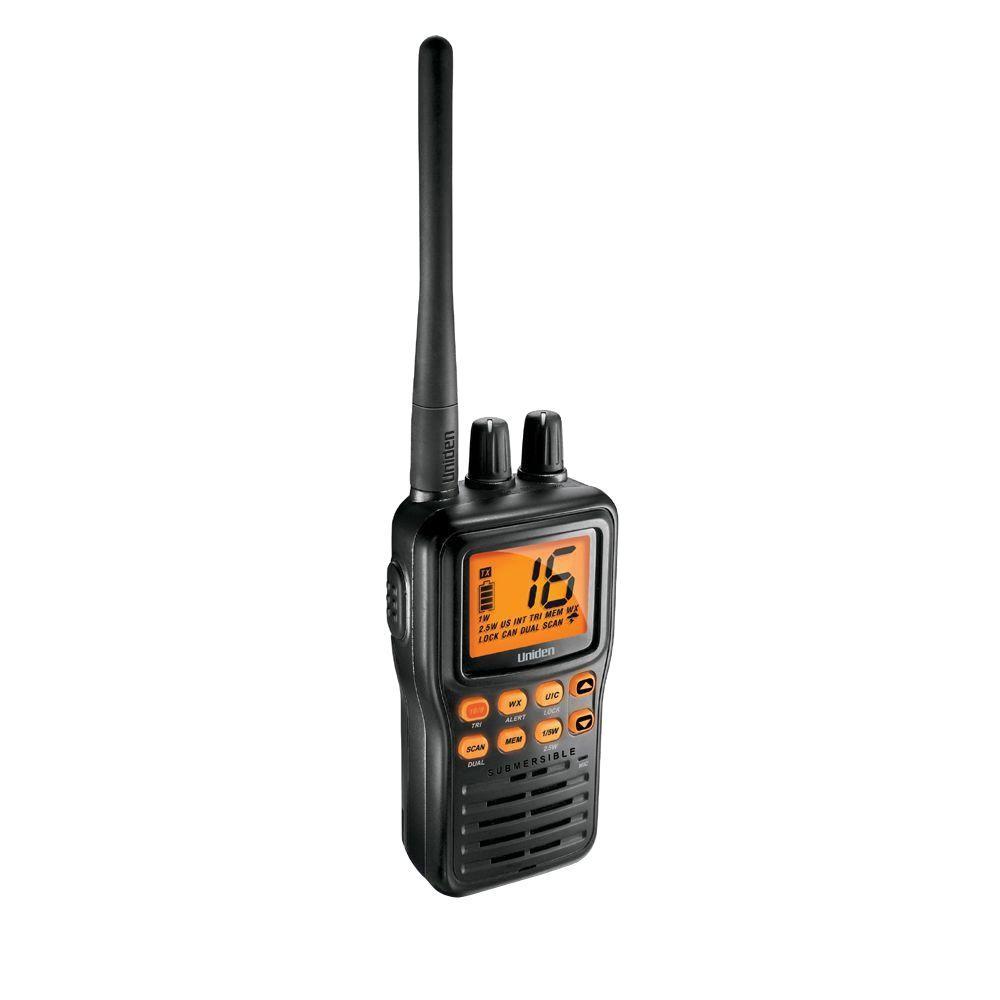 Handheld MRN Radio