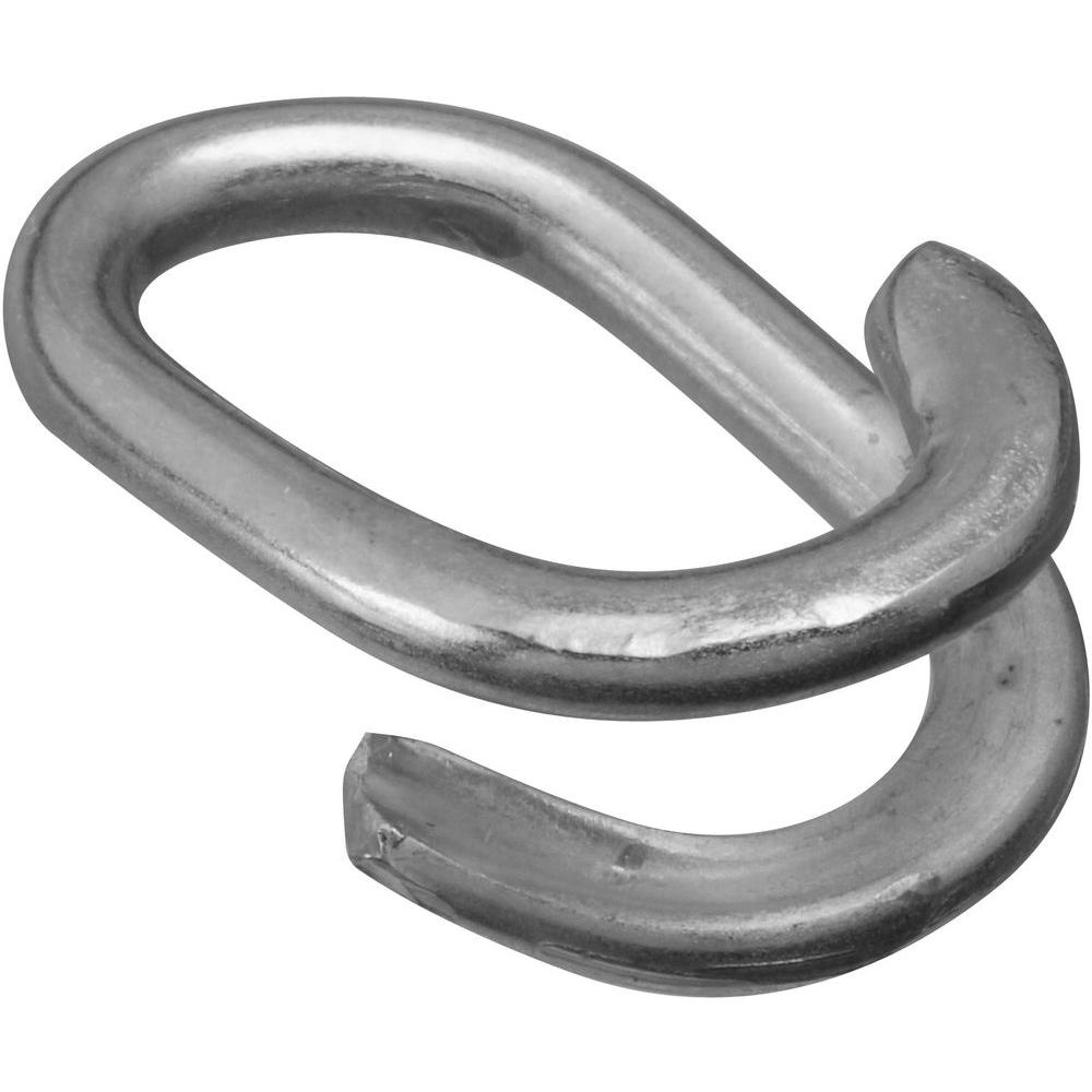 National Hardware 1/8 in. Zinc Plated Lap Link