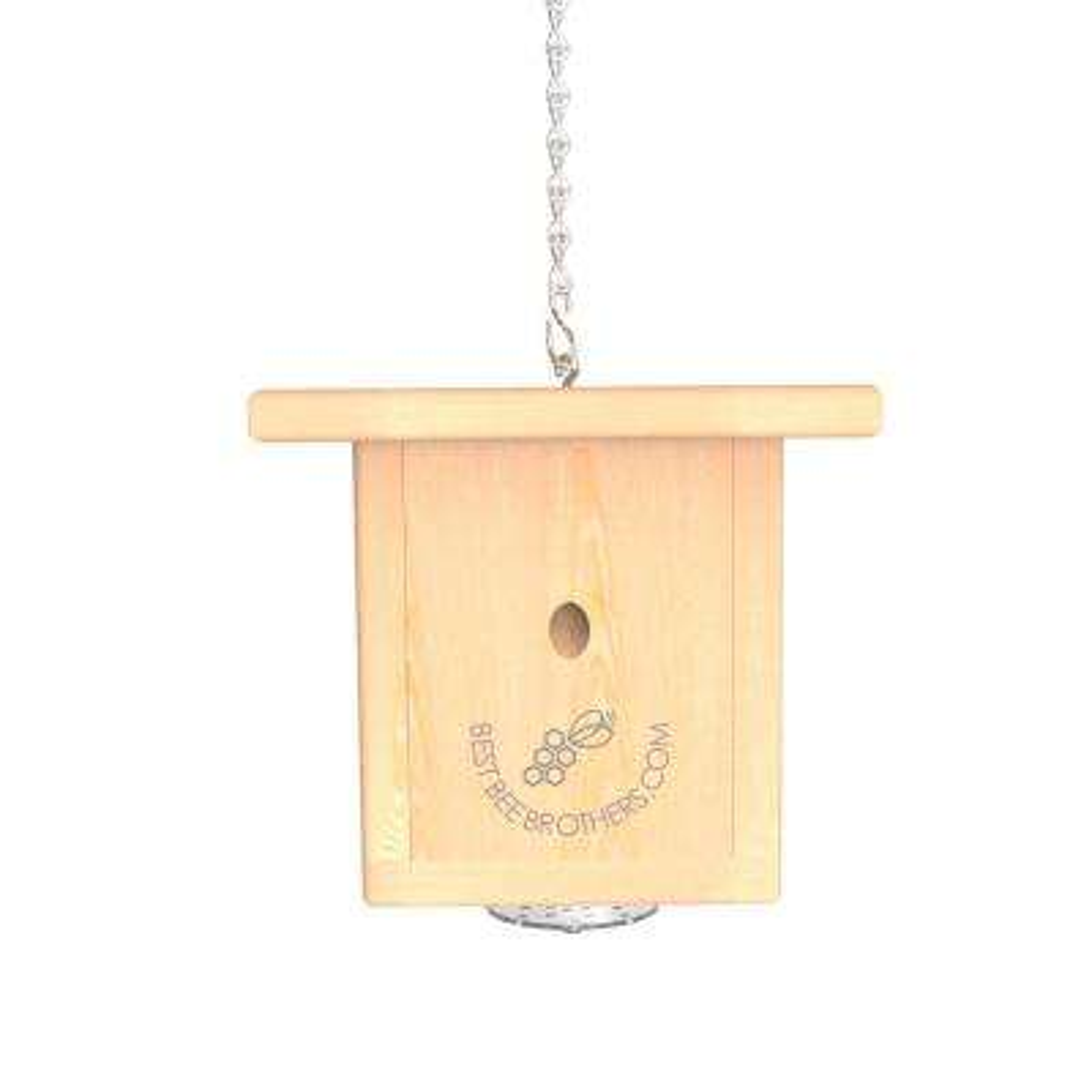Pinewood Carpenter Bee Trap
