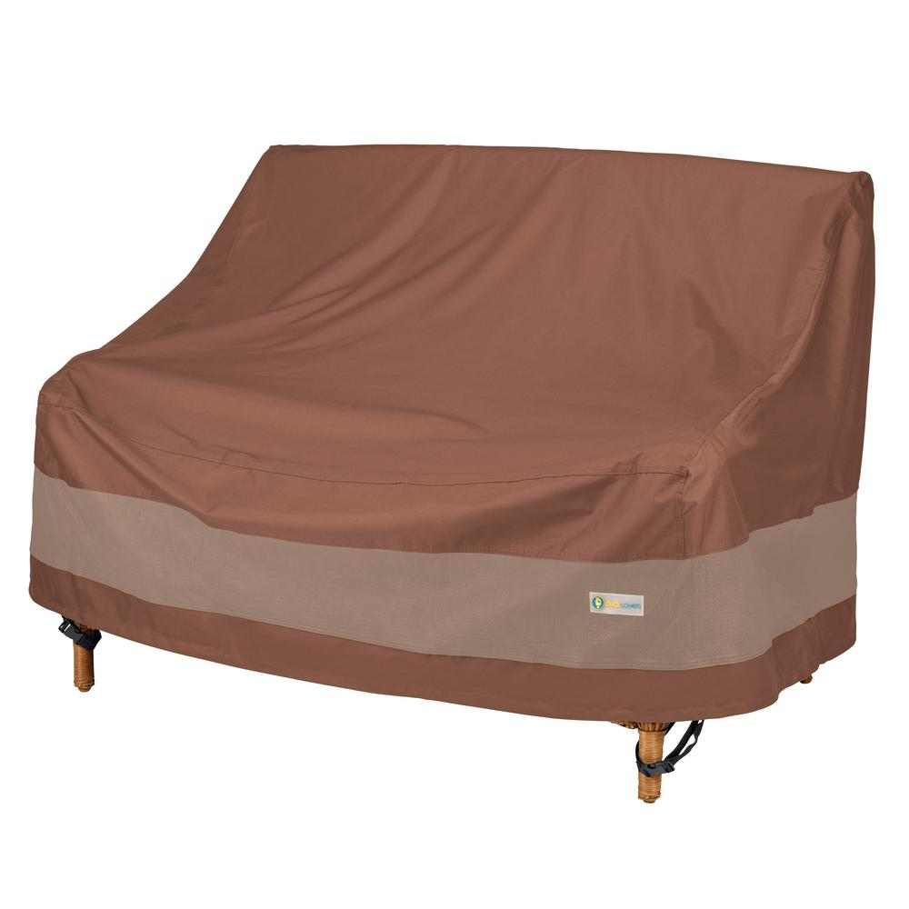 Duck Covers Ultimate 60 in. L x 35 in. W x 35 in. H Loveseat Cover
