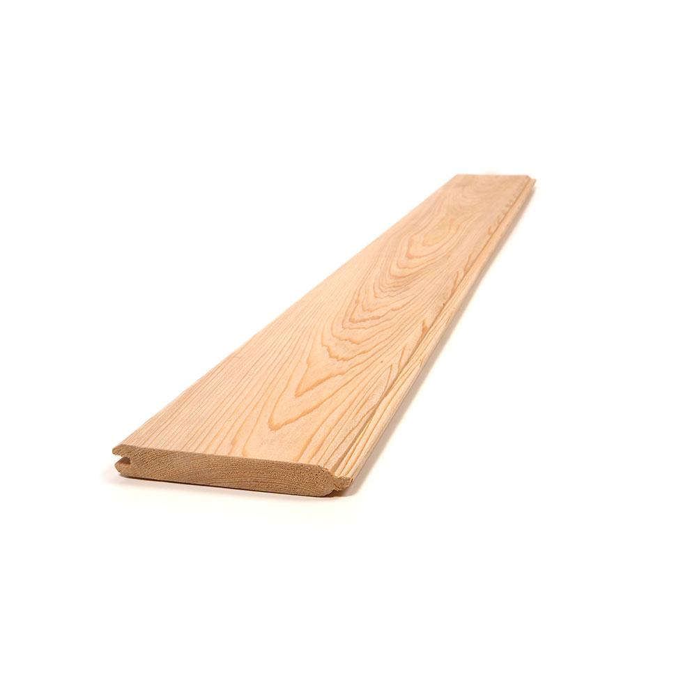 1 in. x 4 in. x 12 ft. Clear Douglas Fir Board-190357 - The Home Depot