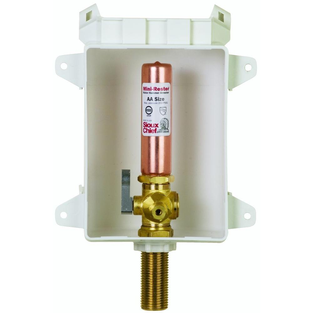 No Lead Ox Box Ice Sweat With Arresters 696 G1010MFPK4