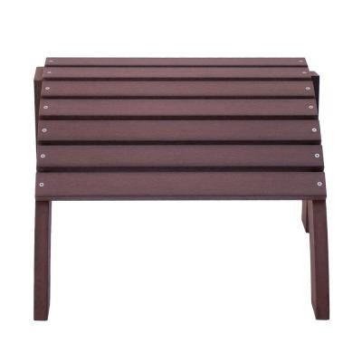 Chateau Brown Patio Matching Plastic Ottoman