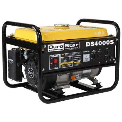 4,000-Watt Gasoline Powered Portable Generator