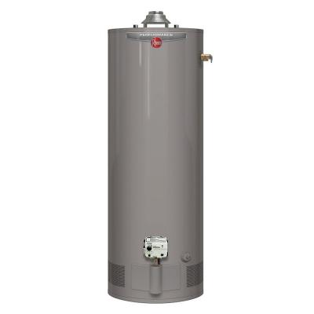 Performance 40 Gal. Tall 6-Year 36,000 BTU Natural Gas Tank Water Heater