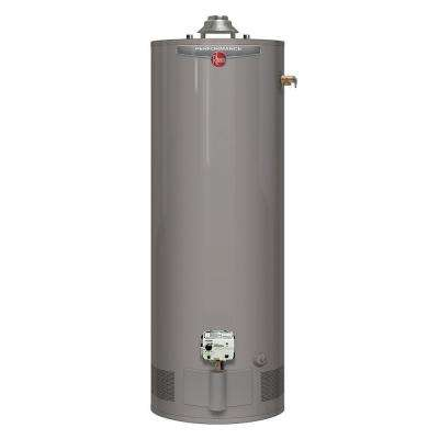 Performance 50 Gal. Tall 6 Year 38,000 BTU Natural Gas Tank Water Heater