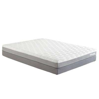 Cube 12 in. Twin XL Customizable and Adjustable Contouring Gel Flex Memory Foam Mattress