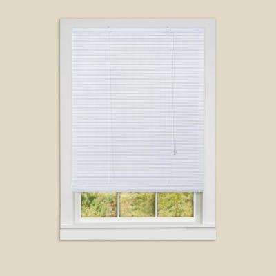 Eclipse Roll-Up 0.25 in. Vinyl Blind