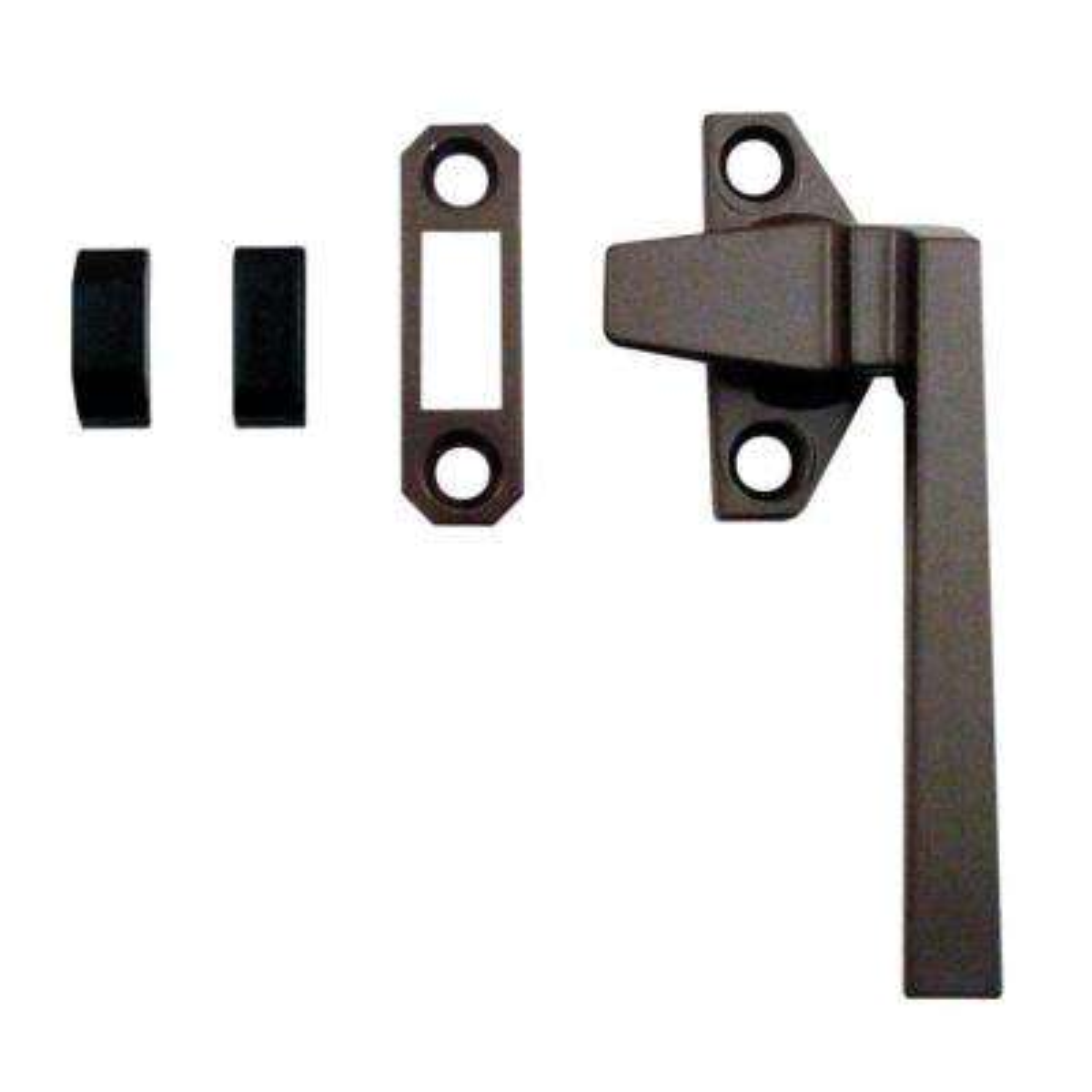 Right Hand Bronze Trimline Locking Handle