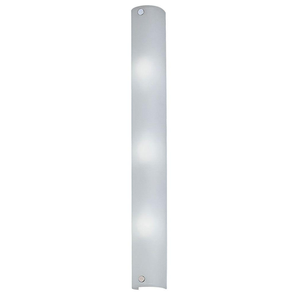 Eglo Mono 3-Light Chrome Wall Lamp