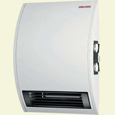 CKT 15E Wall-Mounted Electric Fan Heater with Timer