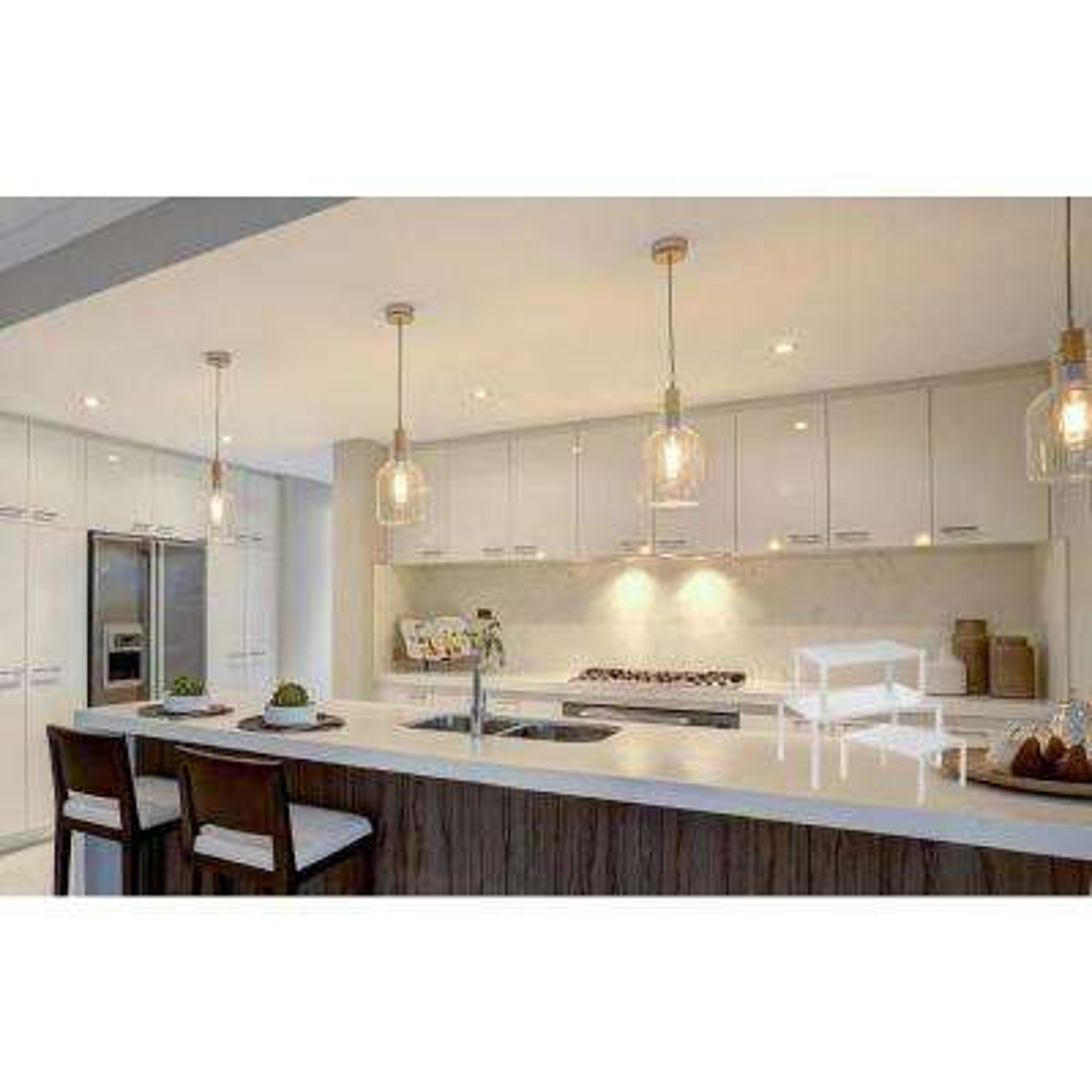 3-Piece White Aluminum Nesting Countertop/Cabinet Organizer