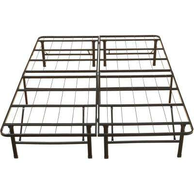 Metro King Steel Bed Frame
