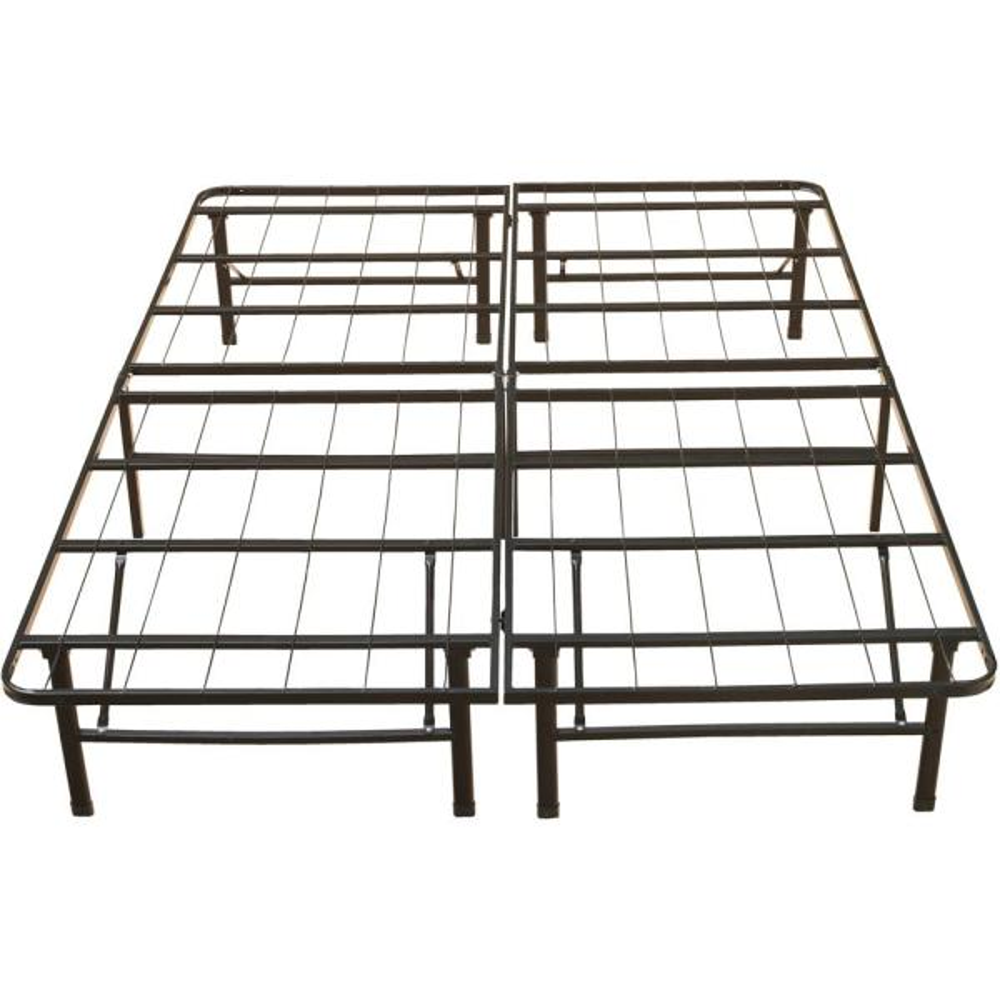 Hanover Metro King Steel Bed Frame