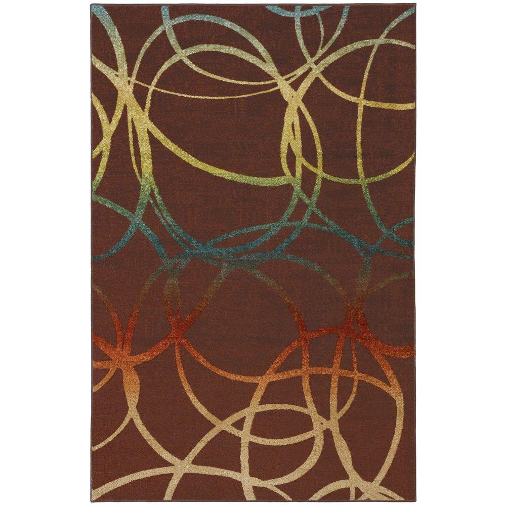 Mohawk Home Select Strata Acrobatic 8 ft. x 10 ft. Area Rug