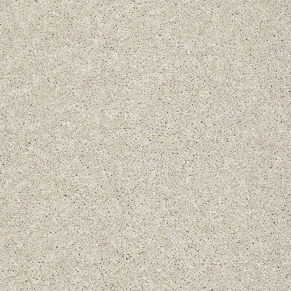Carpet Sample - Slingshot II - In Color Frosted Beige 8 in. x 8 in.