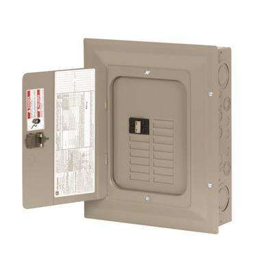 CH 150 Amp 32-Space 32-Circuit Indoor Main Breaker Loadcenter with Cover