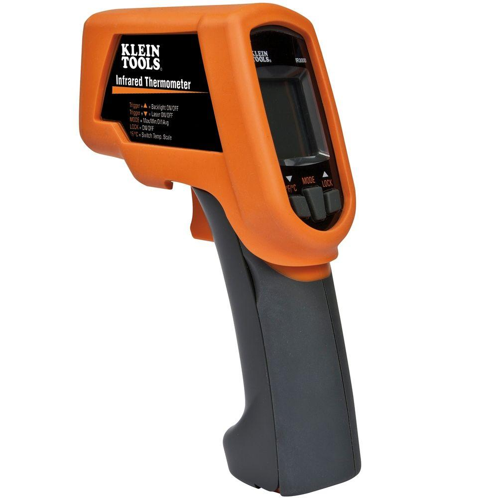 Klein Tools 30:1 Dual Laser Infrared Thermometer