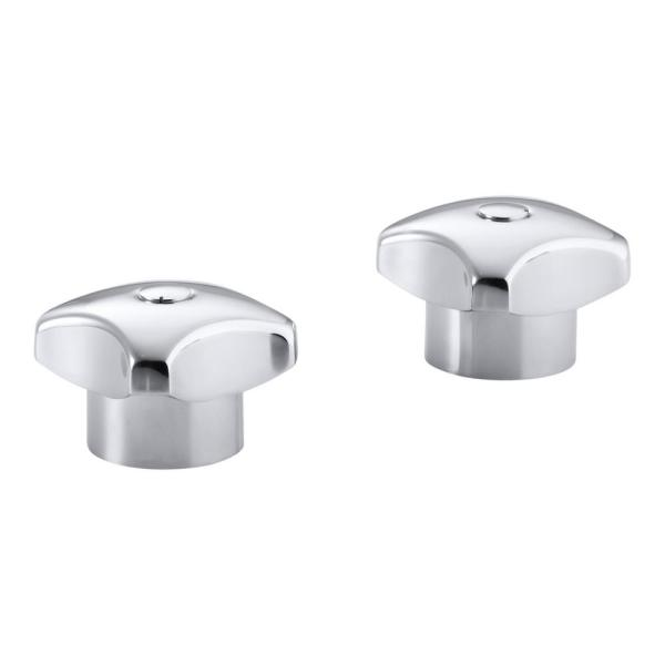 Triton Standard Handles in Polished Chrome (2-Pack)