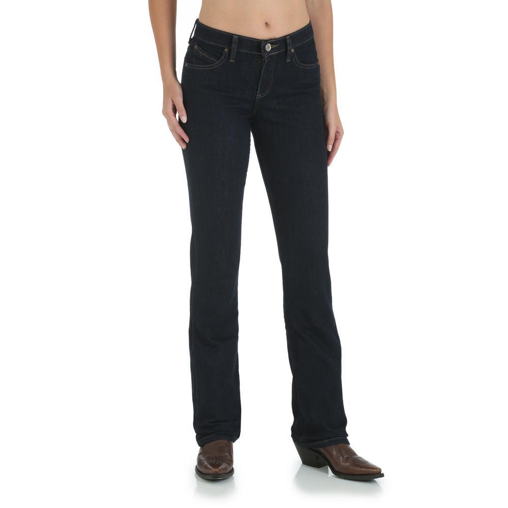 performance sportswear baby cheapest price Wrangler Women's 11x30 Dark Denim Ultimate Riding Jean