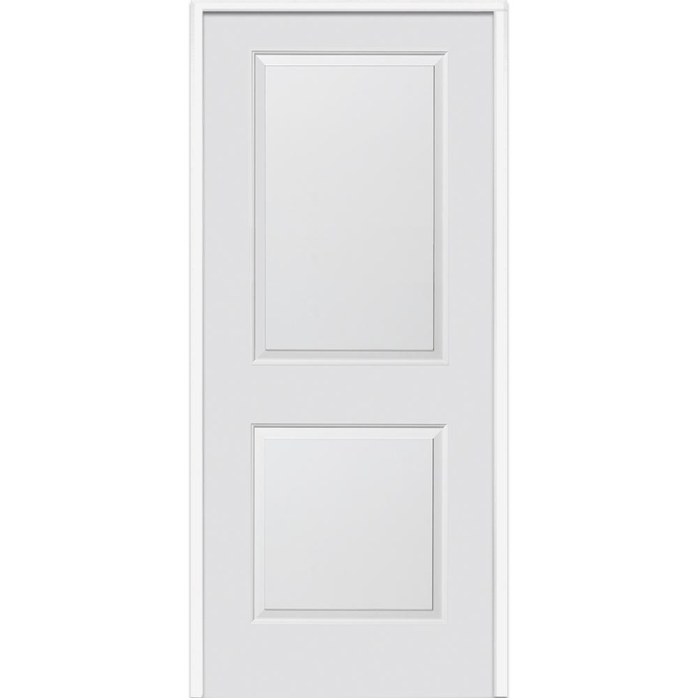 5 Panel Prehung Doors Interior Closet Doors The Home Depot