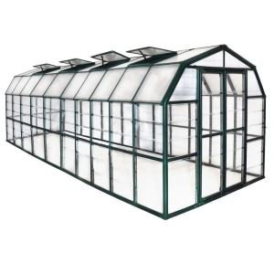 Rion Grand Gardener Clear 8 ft. x 20 ft. Greenhouse by Rion