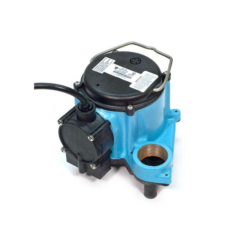 Little Giant 6-CIA-ML 1/3 HP Submersible Automatic Sump