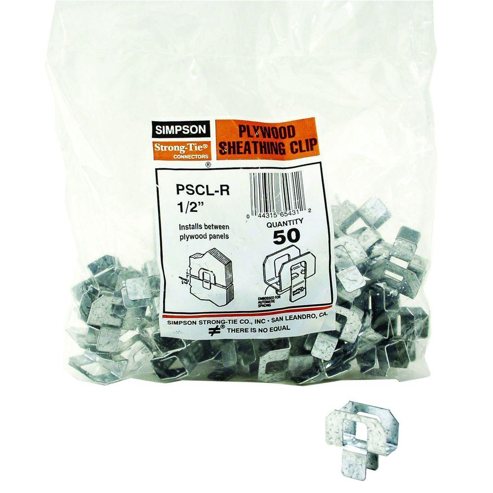 Construction Connectors - Builders Hardware - The Home Depot