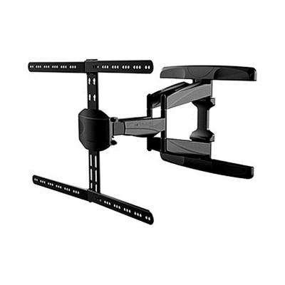 TygerClaw Full Motion Wall Mount for 32 in. - 65 in. Curved Flat Panel TV