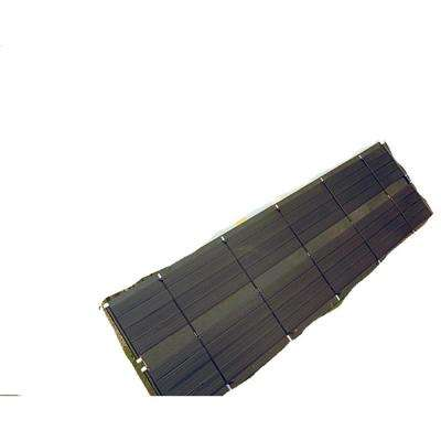 SunHeater 2 High Density 2 ft. x 20 ft. (80 sq. ft.) Solar Heater for IG Pools