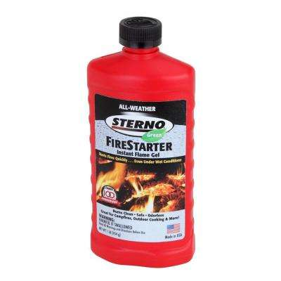 All-Weather Instant Flame Gel Fire Starter