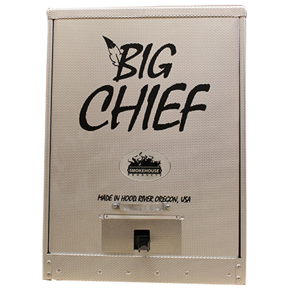 Smokehouse Big Chief Front Load Smoker 9894 000 0000 The Home Depot