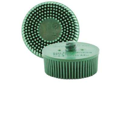 Merlin2 QC Bristle 50 Grit in Coarse Green