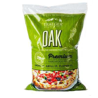 Oak Hardwood Pellets