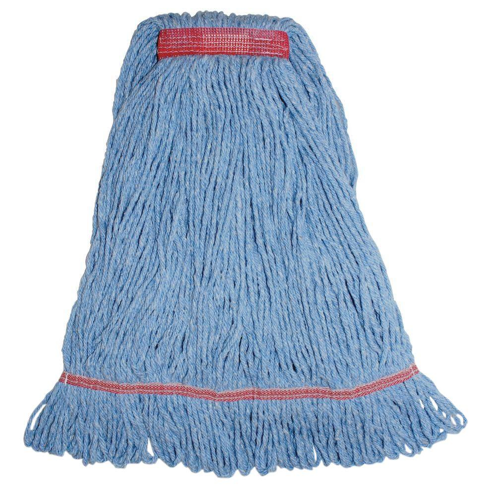 Narrow Band Large Rayon Cotton Mop Head