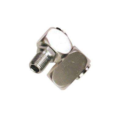 1/4 in. F x 1/4 in. M 360 Degree Swivel Connector