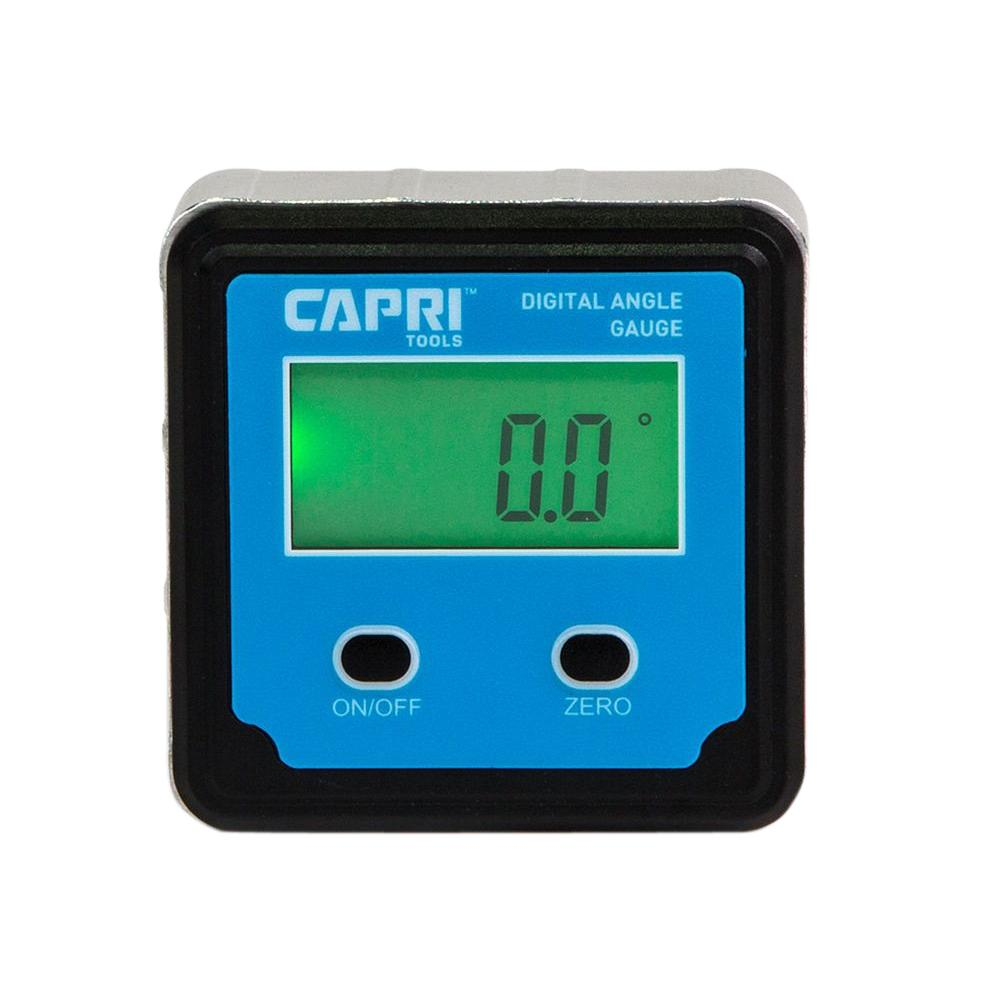 Capri Tools 2 in. Digital Angle Gauge