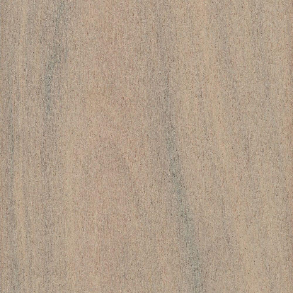 Take Home Sample - Hand Scraped Ember Acacia Click Lock Hardwood Flooring - 5 in. x 7 in.