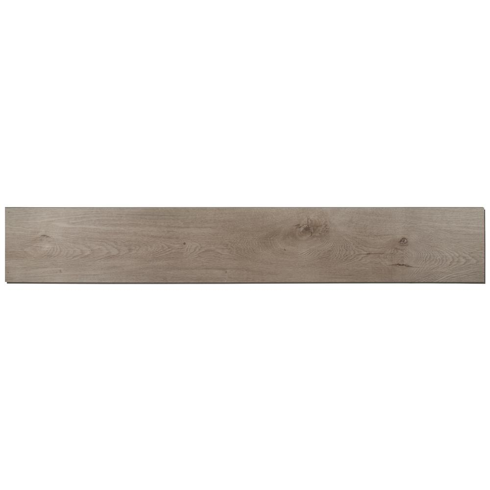Woodland Mystic Gray 7 in. x 48 in. Luxury Vinyl Plank