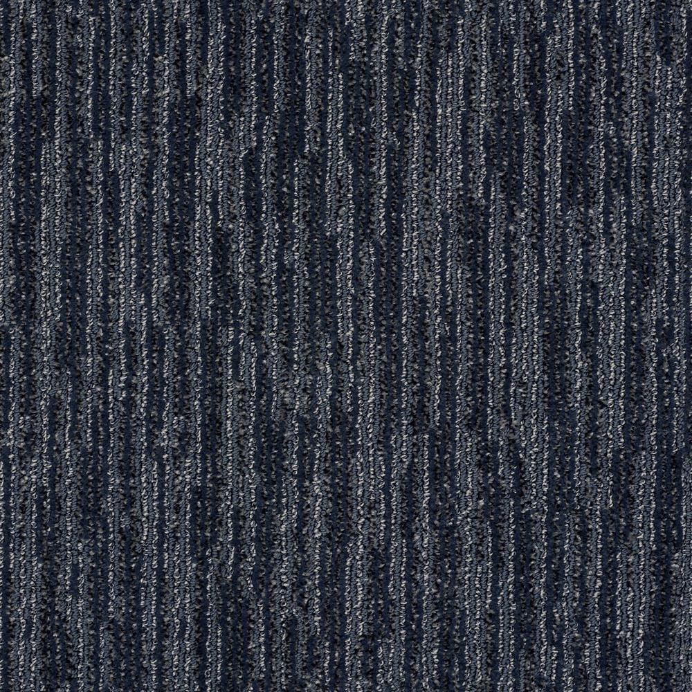 Carpet Sample - Clean Space - Color Blue Sky Pattern 8 in. x 8 in.