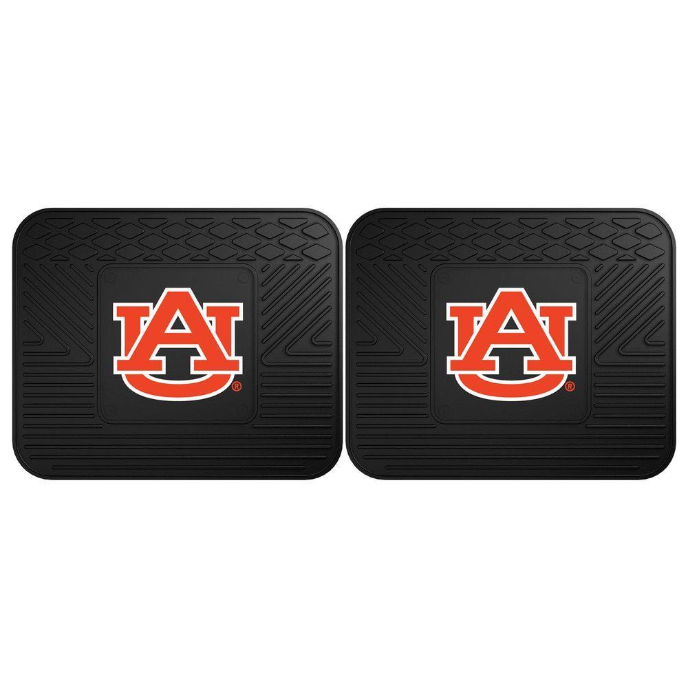FANMATS NCAA Auburn University Tigers Polyester Steering Wheel Cover