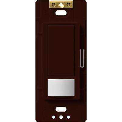 Maestro Motion Sensor switch, 5-Amp, Single-Pole or Multi-Location, Brown
