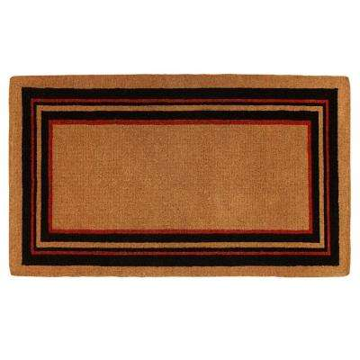 Esquire 24 in. x 36 in. Door Mat