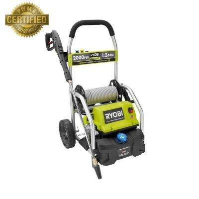 2,000-PSI 1.2-GPM Electric Pressure Washer