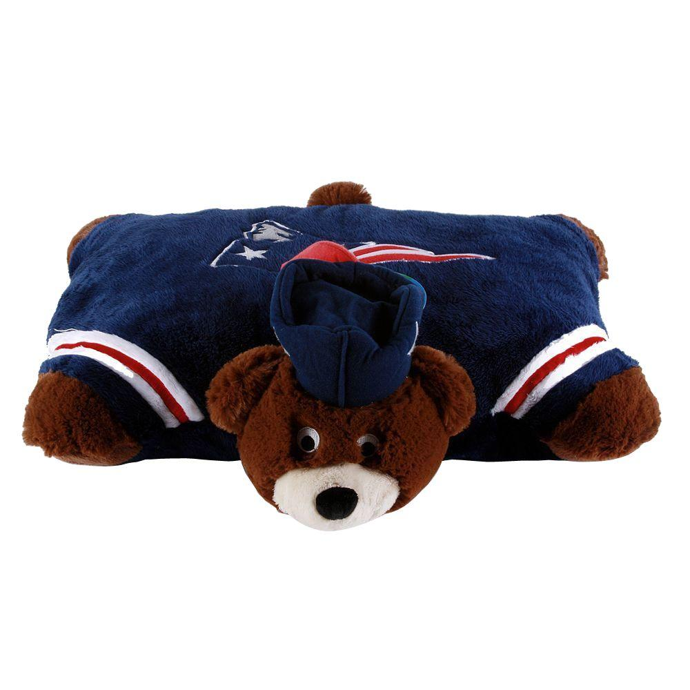 Fabrique Innovations New England Patriots Pillow-DISCONTINUED