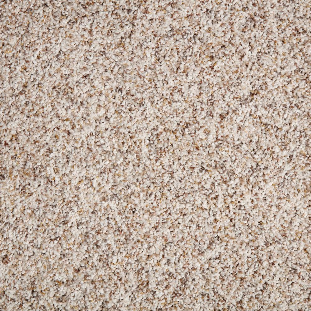 Collinger I-Color Oxford Textured 12 ft. Carpet